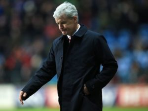 Mark Hughes gets vote of confidence from the board
