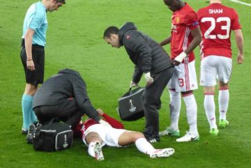 Luke Shaw injury prone
