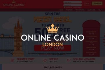 Online Casino London: up to 500 free spins on Starburst