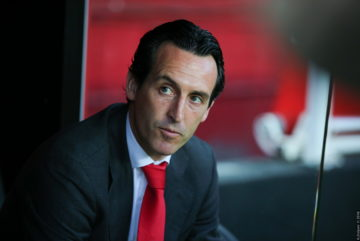 Unai Emery preparing for Europa League draw