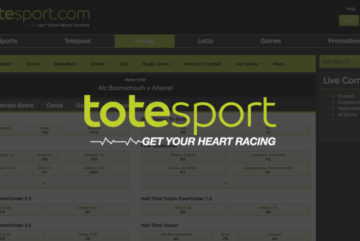 Totesport £20 free bet new customer offer