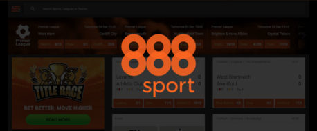 888 Sport free bet: Bet £10 get £30 in free bets sign up offer