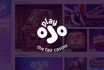 Play OJO Casino: 50 free spins no wagering