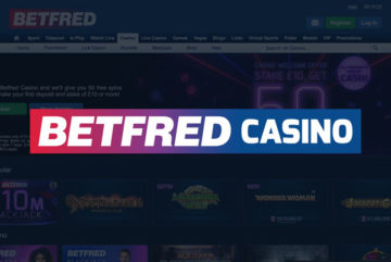 Betfred Casino: Bet £10 get 50 free spins
