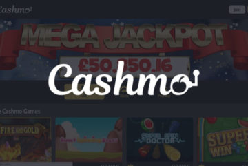 Cashmo - new casino: 50 free spins no deposit + 100 more!