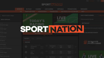 SportNation sign up offer: bet £10 get £20 free bets